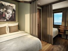 Bedroom Catamaran Boat